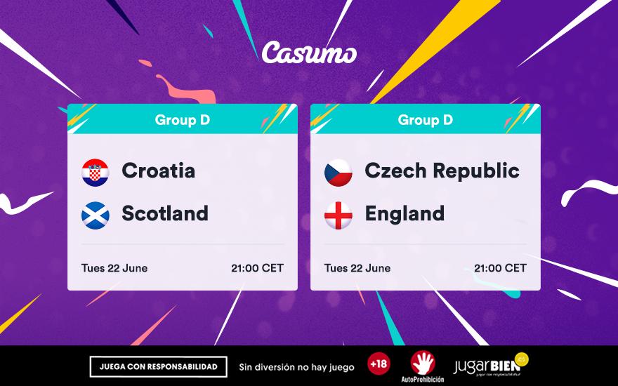 Pronósticos Eurocopa 2021: República Checa - Inglaterra y mucho más